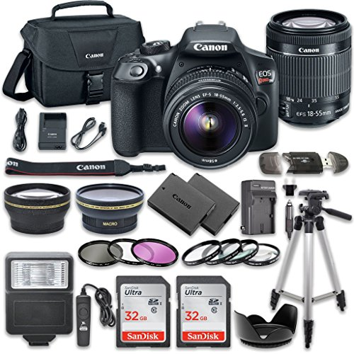 canon eos rebel t6 dslr camera bundle with canon ef s 18 55mm f35 56 is ii - Allshopathome-Best Price Comparison Website,Compare Prices & Save