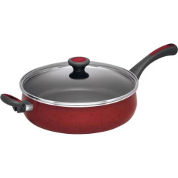 Paula Deen Riverbend 5-qt. Aluminum Nonstick Jumbo Cooker, Red