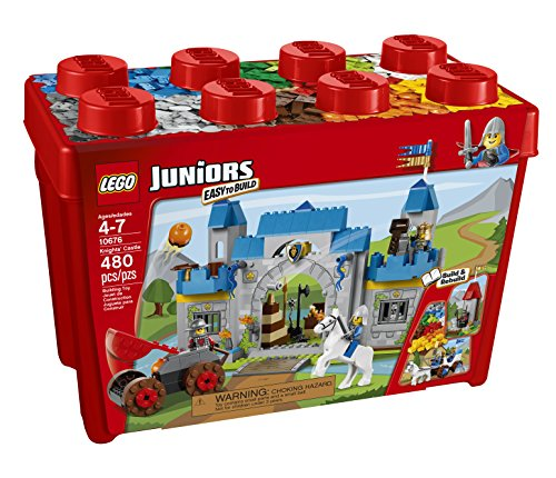 LEGO Juniors Knights' Castle 10676 Building Set