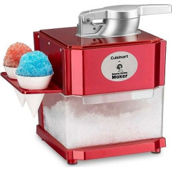 Cuisinart Snow Cone Maker – Red Scm-10