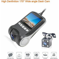 kwonglung 2inch dual dash cam hd1080p 170 degree wide angle dashboard camera - Allshopathome-Best Price Comparison Website,Compare Prices & Save