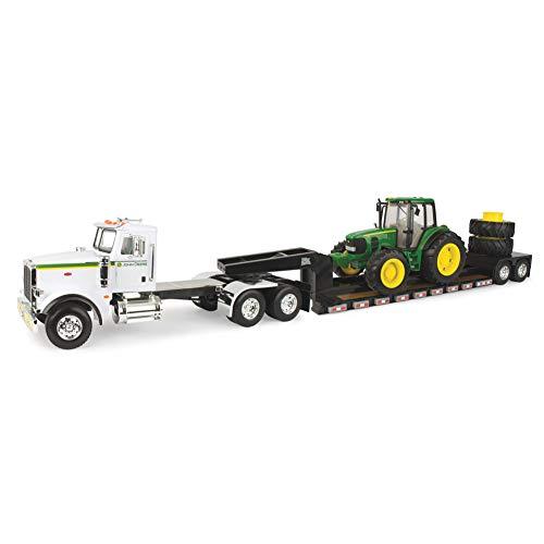 John Deere 1/16 Big Farm Semi with Tractor