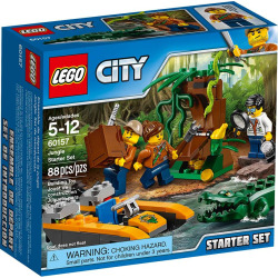 LEGO City Jungle Explorers Set