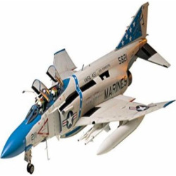Tamiya Models McDonnell Douglas F-4J Phantom II Model Kit