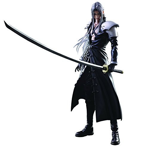 Square Enix Final Fantasy Advent Children: Sephiroth Play Arts Kai Action Figure