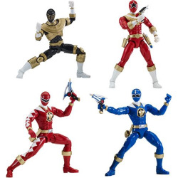 Power Rangers Legacy Wave 5 Action Figure Case