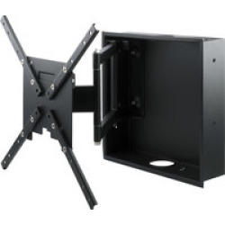 Metra Helios Full Motion In Wall TV Mount up to  400×400