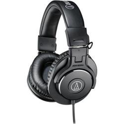 Audio Technica ATH M-30X Professional Monitor Headphones