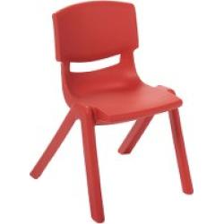 ECR4KIDS 14″ Resin School Stack Chair