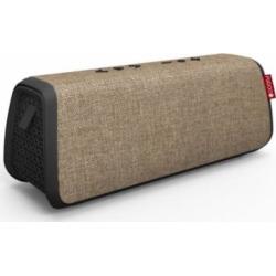 Fugoo Style XL Portable Waterproof Speaker with Bluetooth – Sand/Black