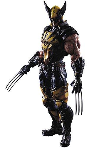 Square Enix Marvel Universe Variant Wolverine Play Arts Kai Action Figure