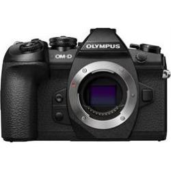 Olympus OM-D E-M1 Mark II 20.4MP Live MOS Mirrorless Digital Camera – Black (Body Only)