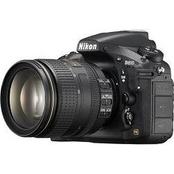 Nikon D810 FX-format Digital SLR Camera with 24-120mm f/4G ED VR Lens