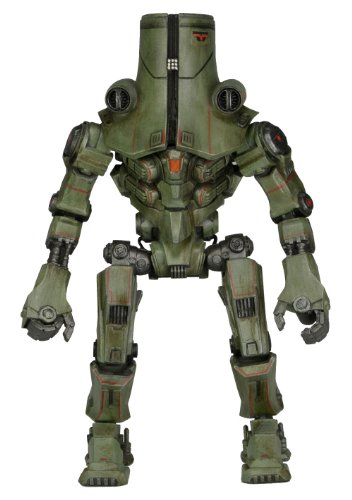 "NECA Pacific Rim Series 3 ""Cherno Alpha Jaeger Action Figure (7"" Scale)"