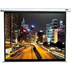 VMAX2 84 4:3, Wall Ceiling Electric Motorized Drop Down HD Projection Projector Screen