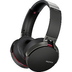 Sony Wireless EXTRA BASS Headphones