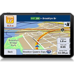 GPS Navigation for Car, 7 inch Touchscreen,Lifetime Map Updates, GPS Navigator with USB Cable and Car Charger & Mount