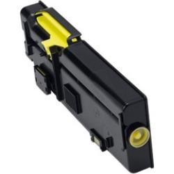Dell 2K1VC Yellow Toner Cartridge, C2660dn/C2665dnf color laser printer