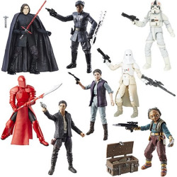 Star Wars The Black Series 6-Inch Action Figure Wave 13 Case