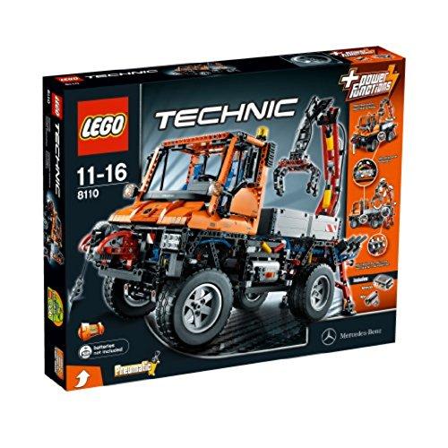 LEGO Technic Unimog U400 (8110)
