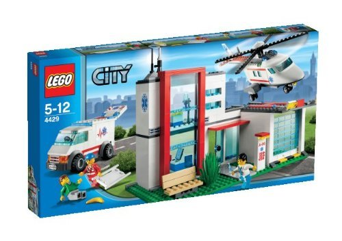 LEGO CITY Helicopter Rescue – 4429