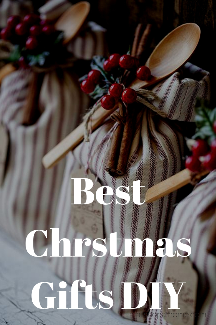Best Chirtmas Gifts DIY: Best Holiday Gifts