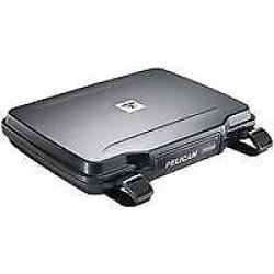 1075 Laptop Case with Foam, Black