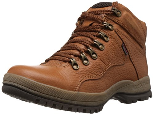 Redchief Men's Elephant Tan Leather  Boots – 8 UK  (RC2506 107)