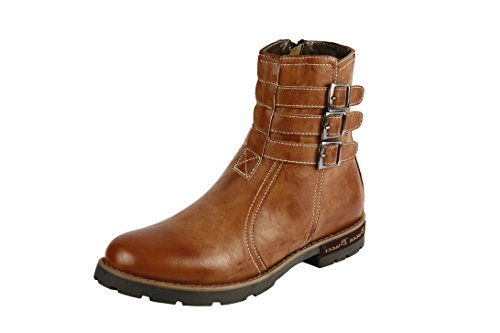 Bacca Bucci Men Tan Synthetic Boots 10 Uk