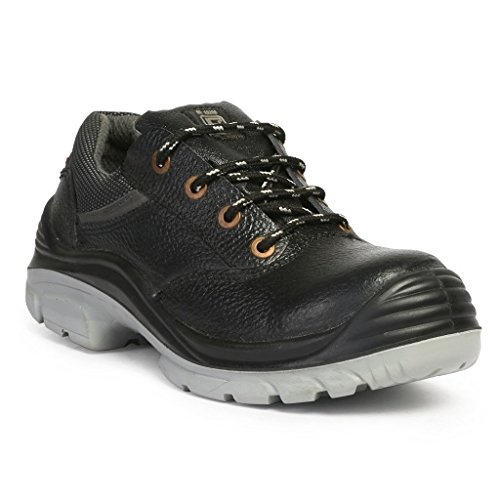 Hillson Nucleus ISI Marked Safety Shoe, Size-9 UK, Black