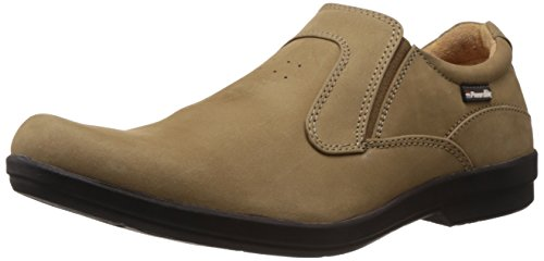 Redchief Men's New Mashroom Leather Boat Shoes – 10 UK  (RC5079 039)