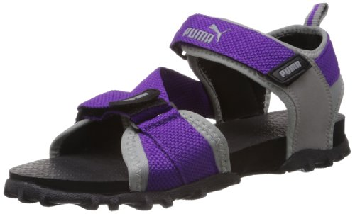 Puma Women's Roque Wn's II Black Basic Athletic and Outdoor Sandals – 6 UK/India (39 EU)