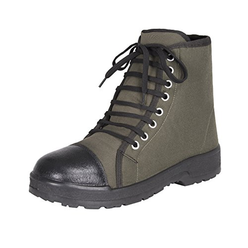 TrekLite Jungle Boot High Ankle Safety Shoes