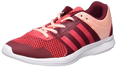 adidas Women's Essential Fun Ii W Cburgu, Corpnk and Hazcor Multisport Training Shoes – 8 UK/India (42 EU)