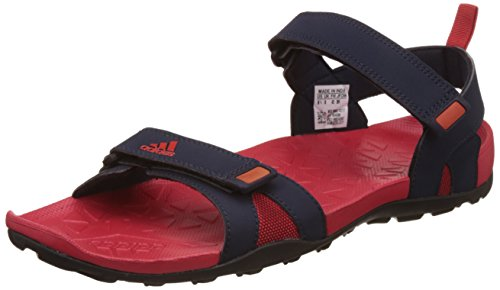 adidas Men's Fassar M Ntnavy and Scarle Athletic and Outdoor Sandals – 8 UK/India (42 EU)