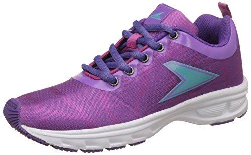 Power Women's Adley Red Running Shoes – 4 UK/India (37 EU)(5395006)