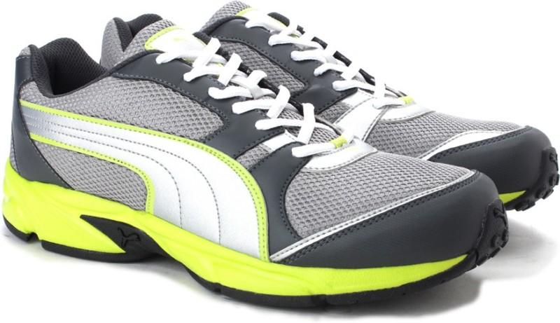 Puma Strike Fashion III IDP Running Shoes(Grey)