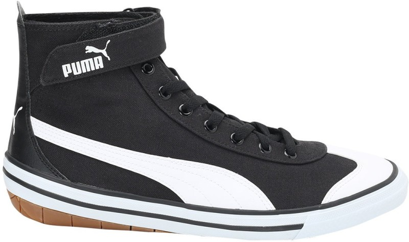 Puma 917 FUN Mid IDP Sneakers(Black)