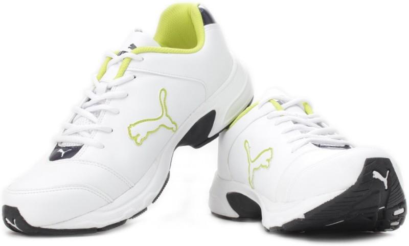 Puma Axis IV XT DP Running Shoes(White)
