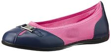 Puma Women's Saba Ballet DP Peacoat Rubber Ballet Flats – 6 UK/India (39 EU)