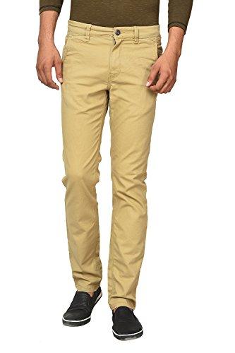 Urban Eagle by Pantaloons Men's Cotton Spandex Pants 205000005648051_ Size_36