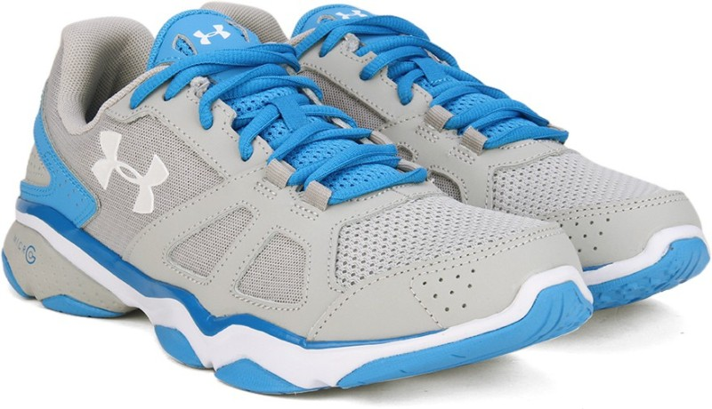 Under Armour Micro G Training Shoes(Grey)