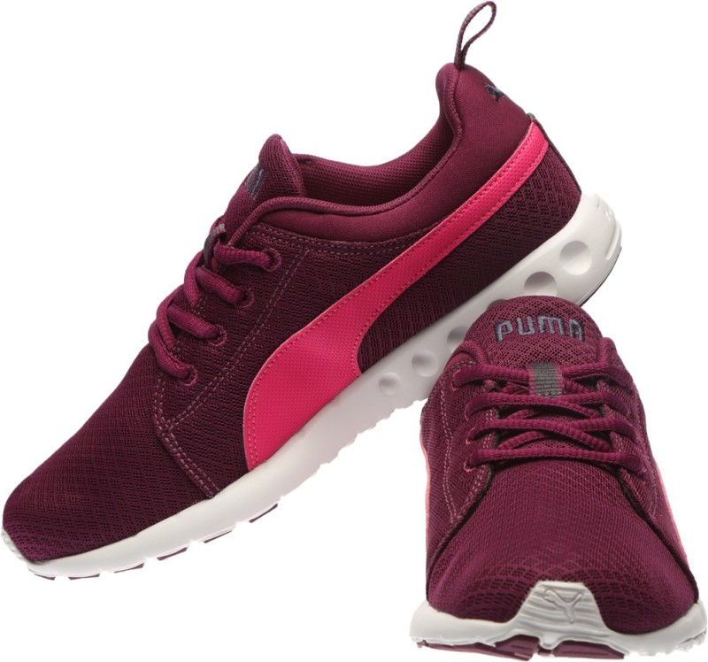 Puma Carson Runner Wn s DP Running Shoes(Pink)