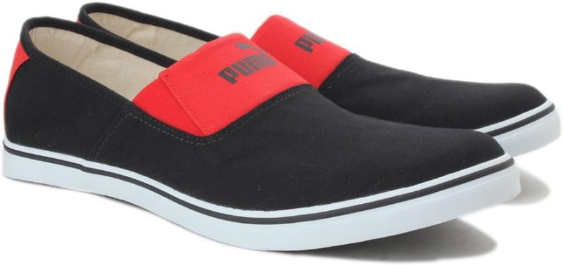 Puma Elara Slip On IDP Sneakers(Black)