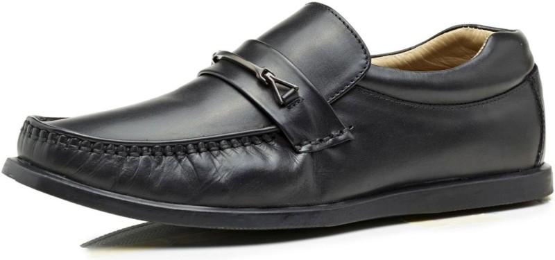 Brent Shoes Florence Slipon Casuals(Black)