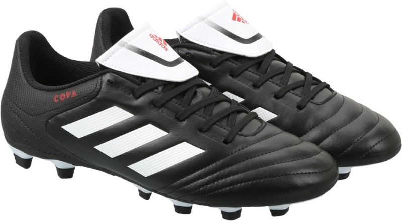 Adidas COPA 17.4 FXG Football Shoes(Black)