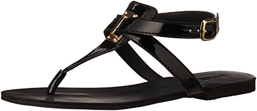 lavie womens 720 flats black fashion sandals 6 ukindia 39 eu -