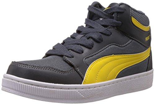 Puma Men's Rebound Mid Lite DP Turbulence and Dandelion Casual Sneakers – 11 UK /India(46EU)