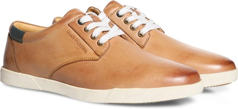 Hush Puppies EDWIN_LOW CUT Sneakers(Tan)