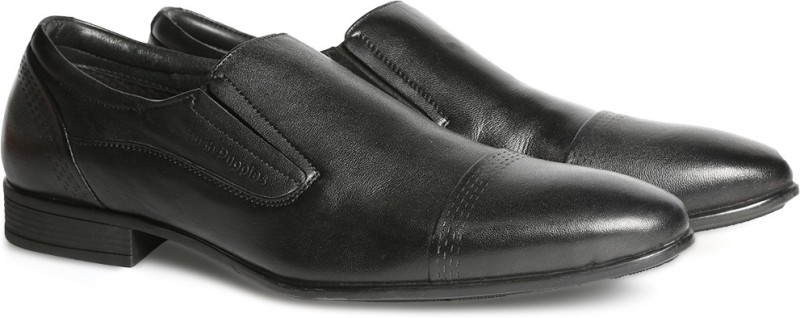 Hush Puppies TONY SLIP ON Slip On(Black)
